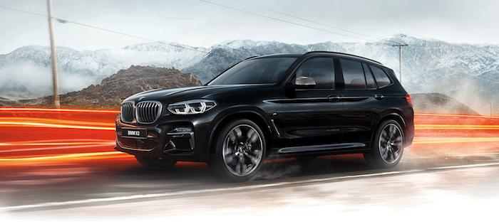 Кроссовер BMW X3 M получит 480-сильную «шестерку» от M4