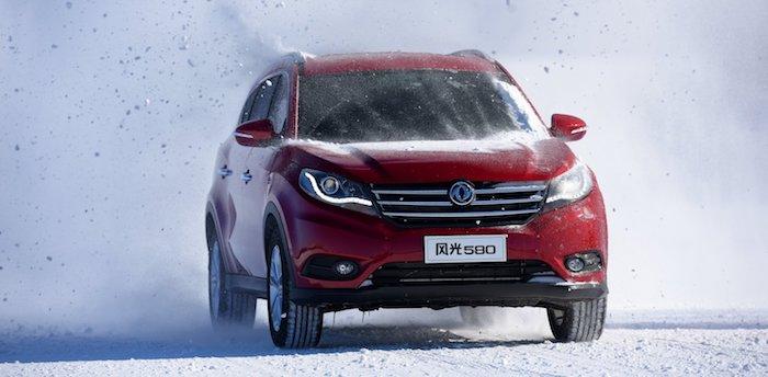 В 2018 году Dongfeng привезет в Россию четыре новые модели