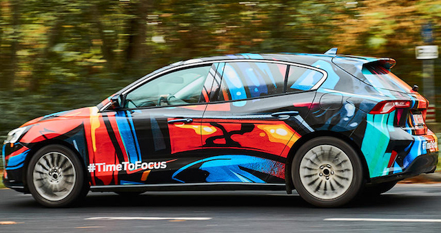 Стало известно, когда выйдет новое поколение Ford Focus