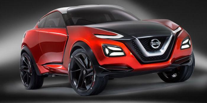 Новый Nissan Juke представят весной 2018 года