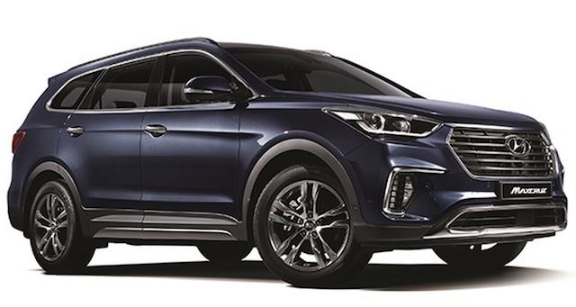 Обновленный Hyundai Grand Santa Fe вышел в продажу