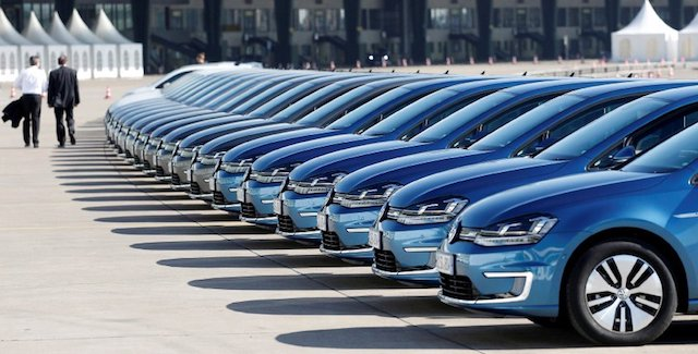 В ноябре в РФ подорожали автомобили Volkswagen и Skoda