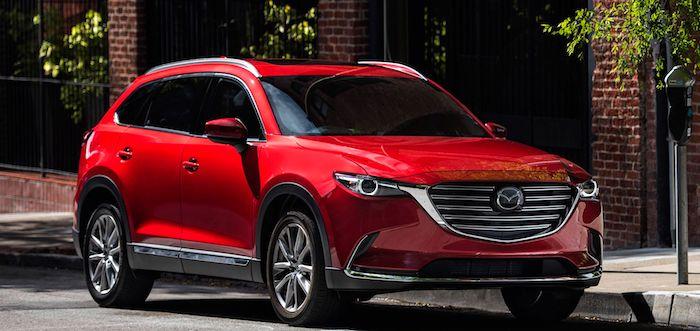 Кроссовер Mazda CX-9 в 2018 году начнут собирать во Владивостоке