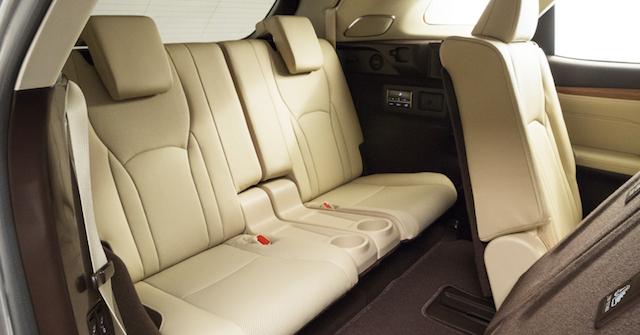 В Лос-Анджелесе показали 7-местный кроссовер Lexus RX L