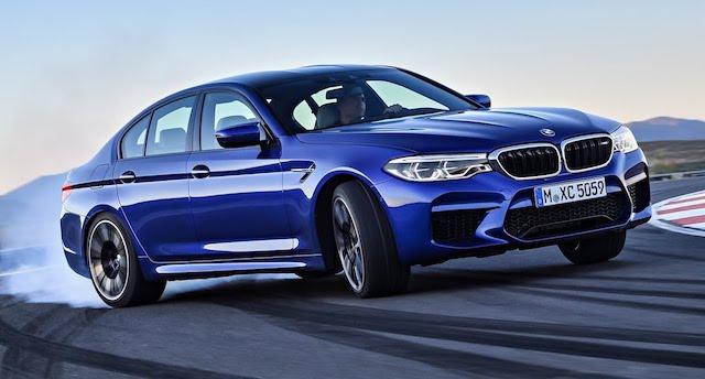 В Германии стартовало серийное производство нового BMW M5