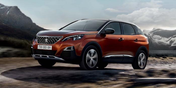 Peugeot отзывает в России более 250 автомобилей 3008