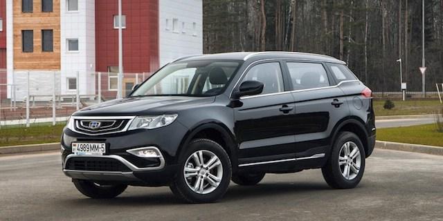 В России представлен китайский конкурент Kia Sportage и Hyundai Tucson
