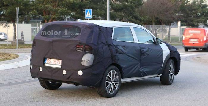 Новый Hyundai Tucson 2019 впервые засняли на тестах
