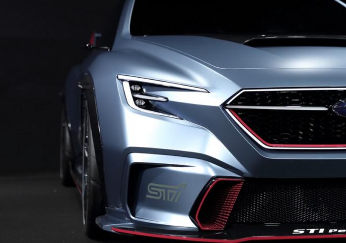 Subaru презентовала свой новый спорткар