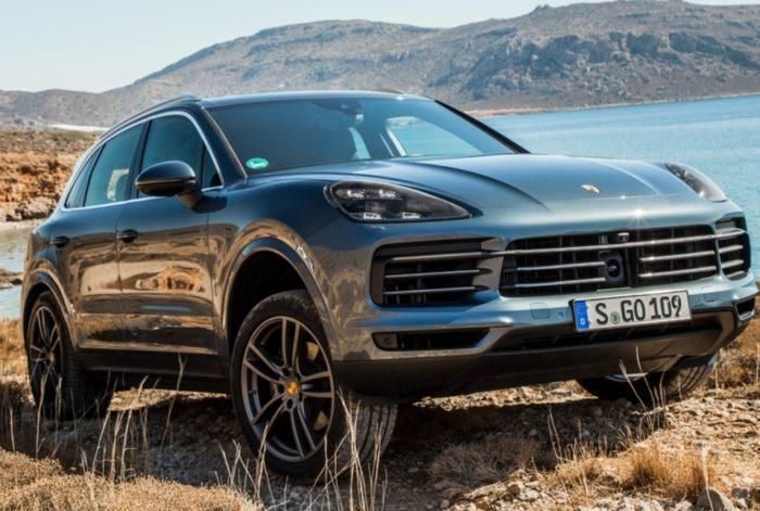 Уже известны цены на новый Porsche Cayenne в РФ
