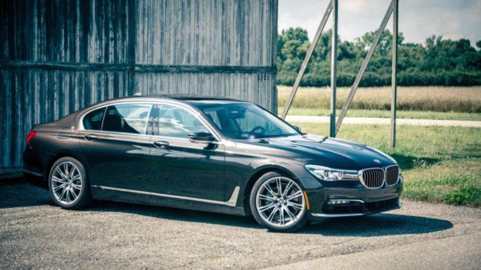 Обновлённый BMW 7 Series будет доступен уже через год