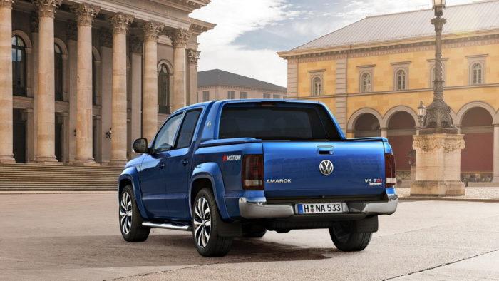 VW Amarok вскоре выйдет на рынок Соединенных Штатов