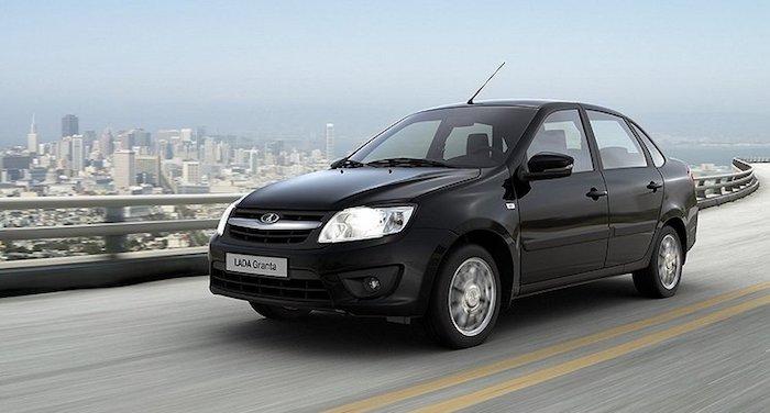 Названы самые дешевые новые автомобили в России
