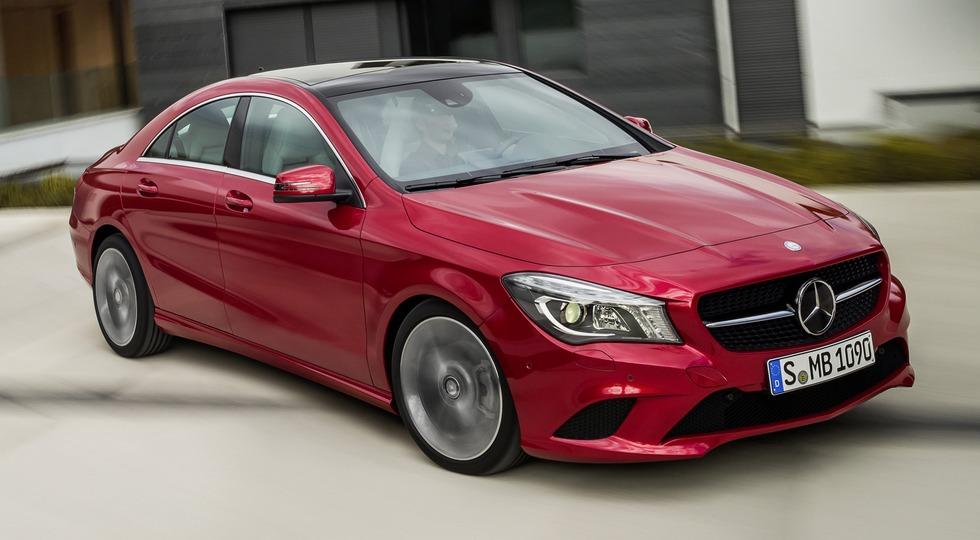 Mercedes-Benz попал под отзыв в России
