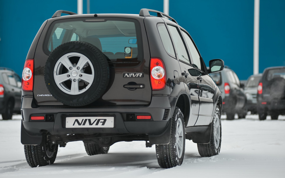 GM-Avtovaz продлевает срок действия скидок на Chevrolet Niva