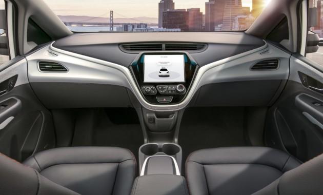 Cruise AV – автомобиль без педалей и руля