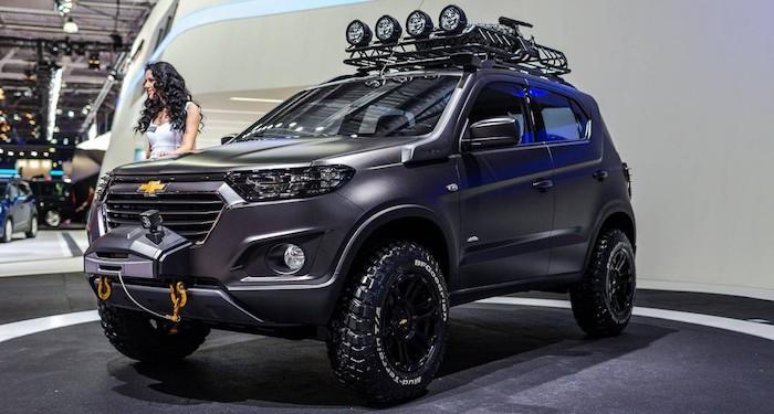 «GM-АвтоВАЗ» просрочил продление всех патентов на Шевроле NivaII