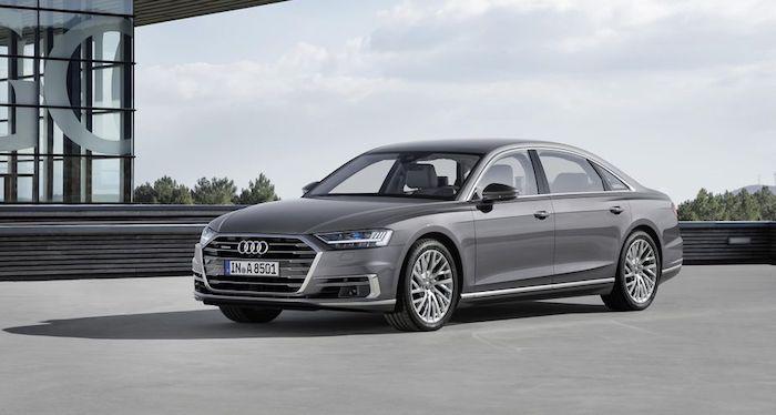 Audi после скандала отзывает более 127 тысяч дизельных автомобилей