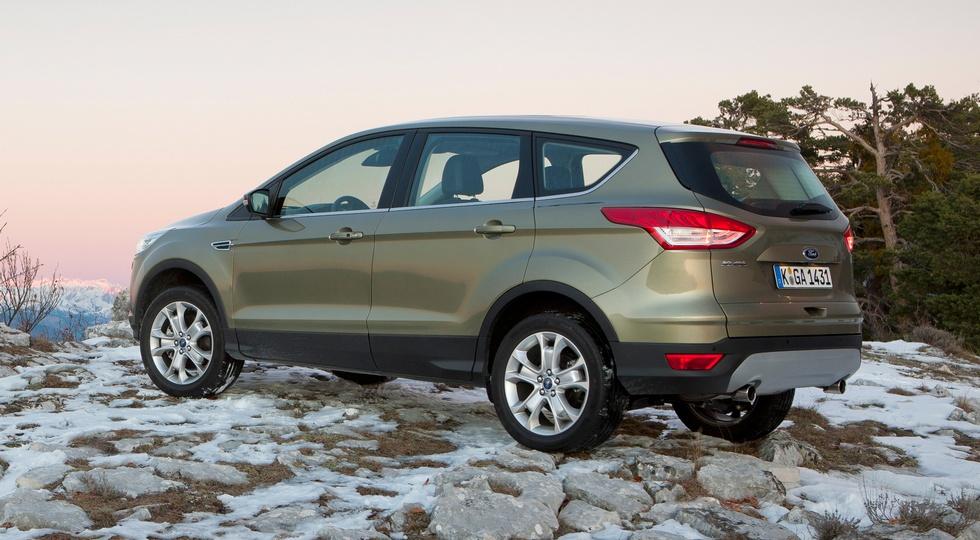 15 000 машин марки Ford попали под отзыв в РФ