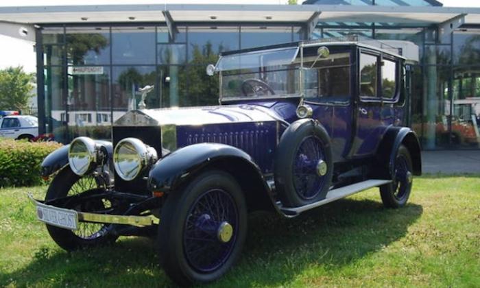 Rolls-Royce Николая II продают за 278 миллионов рублей