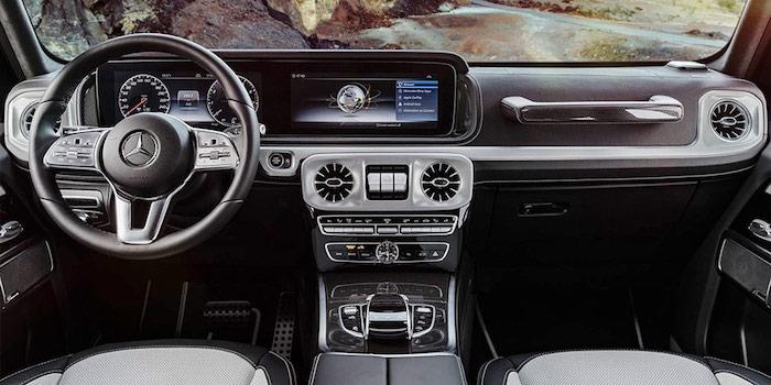 В Детройте дебютировал новый «Гелендваген» от Mercedes-Benz