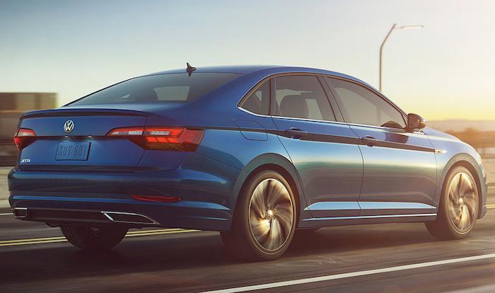 В Детройте дебютировал седан Volkswagen Jetta нового поколения