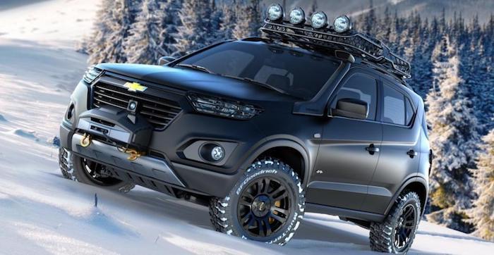 СПGM-АвтоВАЗ просрочило патенты на Шевроле Niva II
