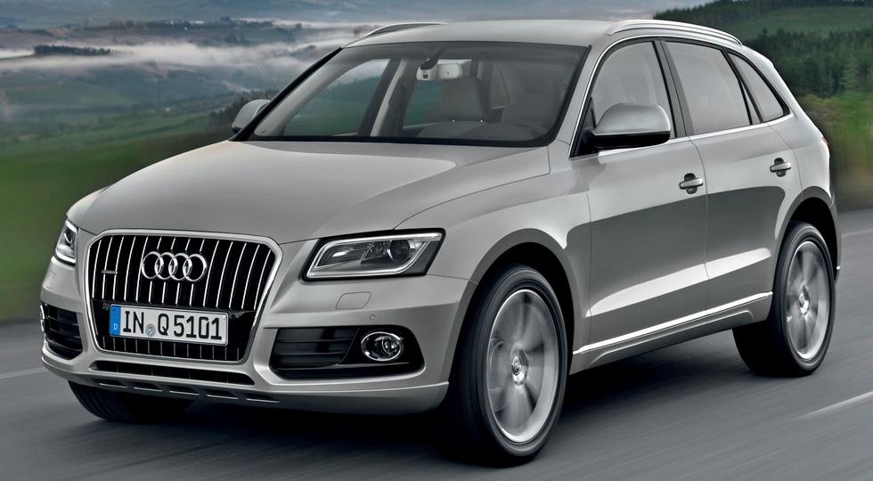 Audi объявила об отзыве своих машин в России