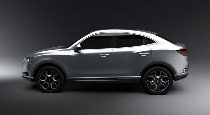 Объявлены сроки презентации кросс-купе Borgward