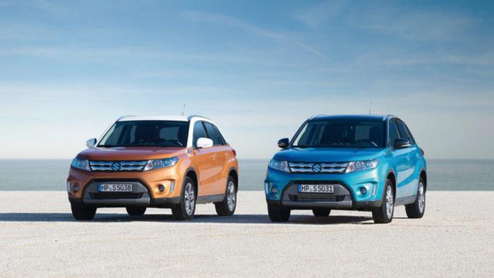 Suzuki анонсировала новые спецпредложения