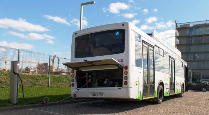 Электробусы смогут купить только два российских города