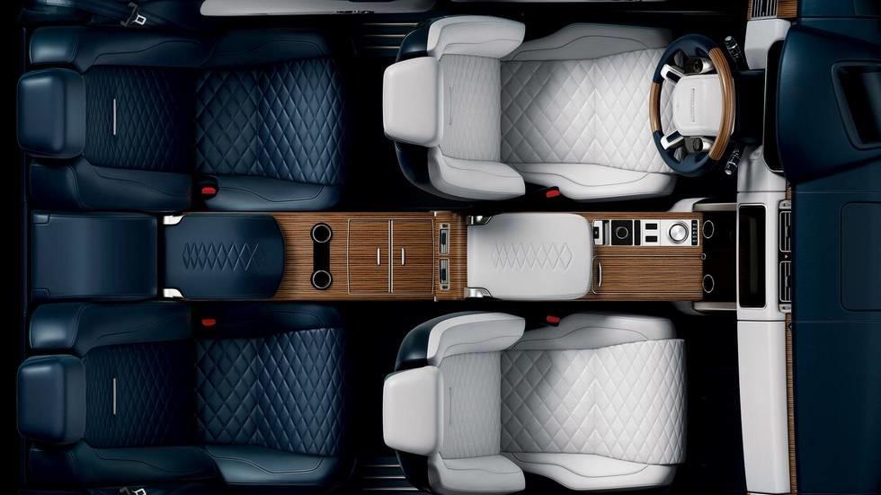 В РФ приедет премиальный Range RoverSV Coupe