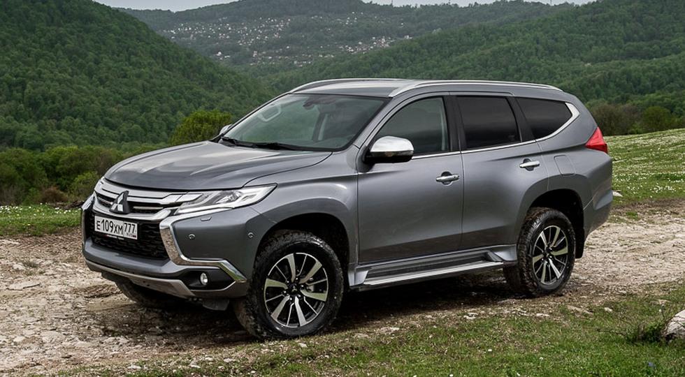 Продажи Mitsubishi в России растут