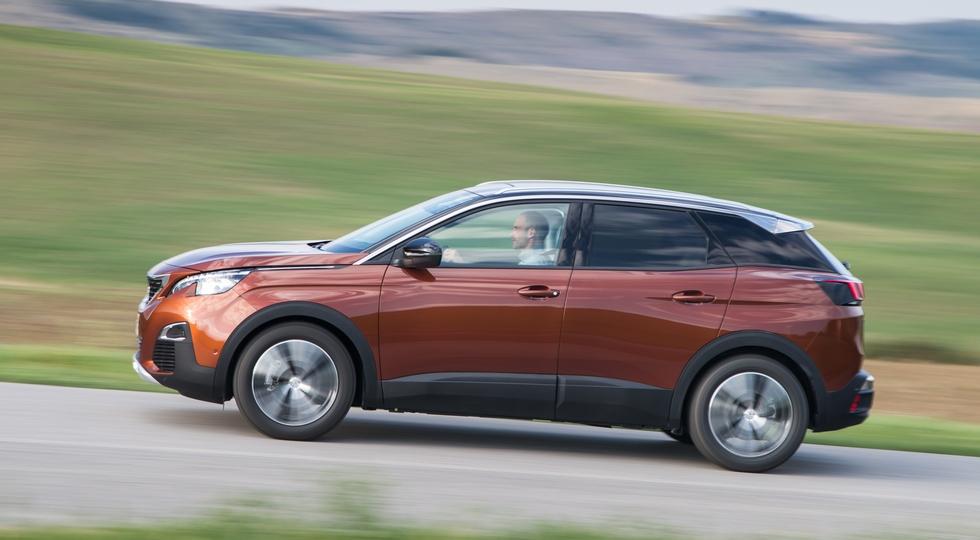 Названа самая продаваемая модель марки Peugeot (Пежо) в Российской Федерации