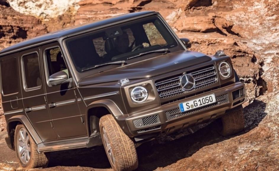 Benz может отказаться отучастия вДетройтском автомобильном салоне