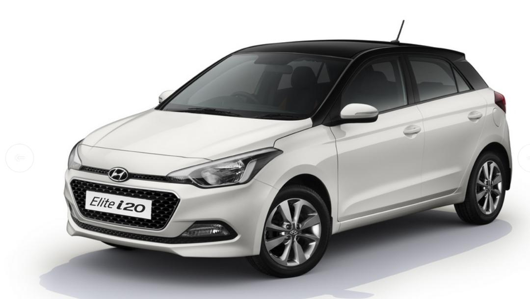 Hyundai i20 получил обновлённый дизайн
