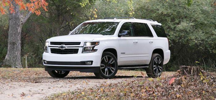 В Россию привезли обновленный внедорожник Chevrolet Tahoe