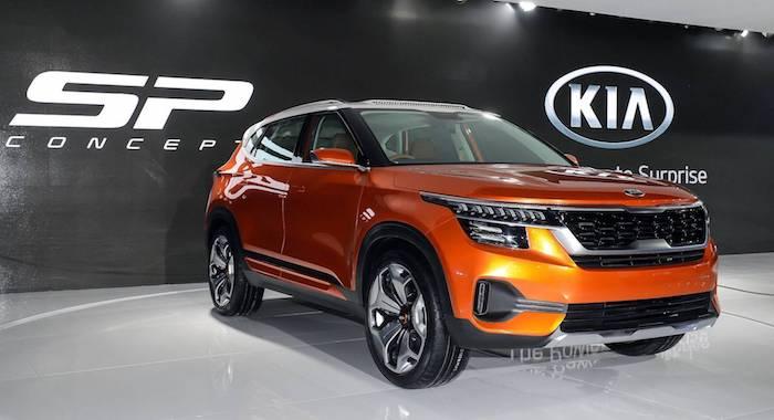Kia показала новый компактный кроссовер с размерами Hyundai Creta