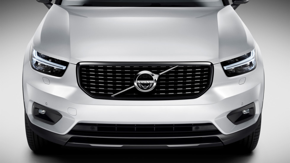 Уже известно, когда Volvo ХС40 попадёт в Россию