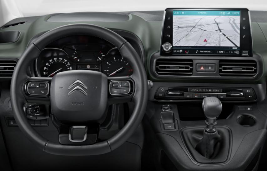 Был представлен Citroen Berlingo нового поколения