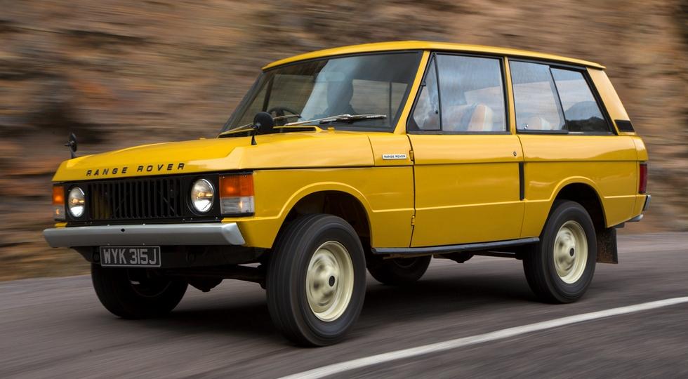 ПремиальныйSV Coupe в РФ привезет Range Rover