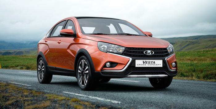 «АвтоВАЗ» отложил выпуск кросс-версии седана Vesta