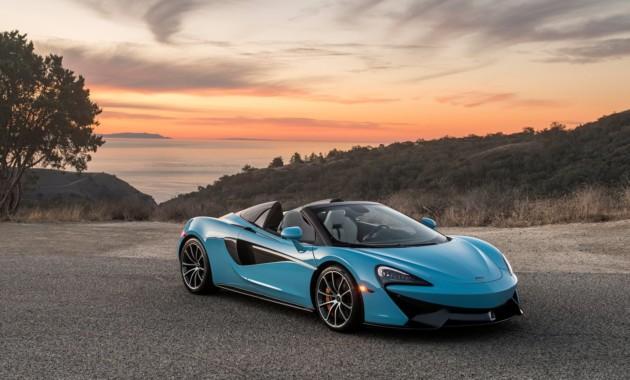 McLaren планирует электрифицировать все свои модели