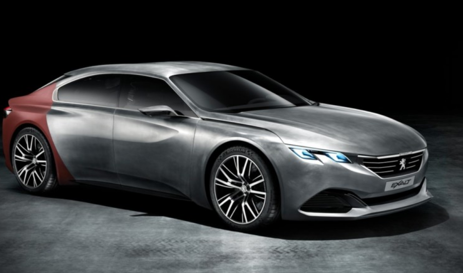 В скором времени будет представлена Peugeot 508