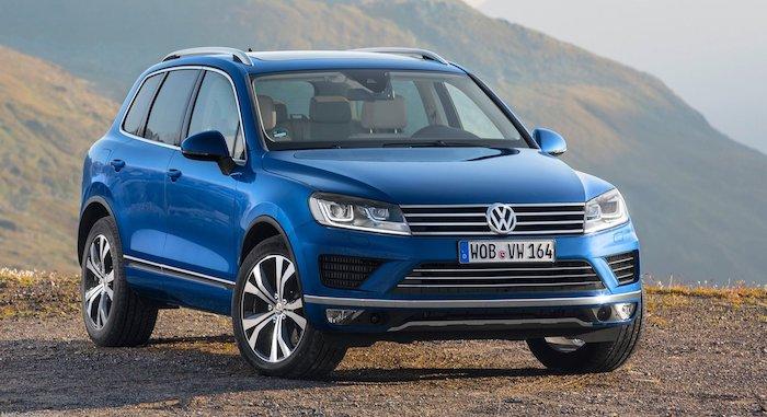 Volkswagen рассказал о новинках для рынка России в 2018 году