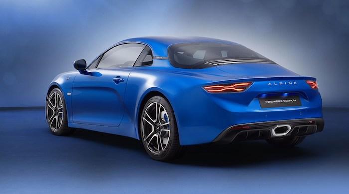 Названы самые красивые автомобили в мире в 2017 году