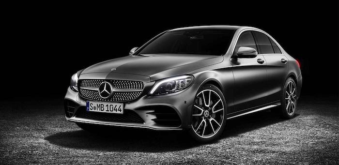 Mercedes-Benz показал обновленный C-Class до дебюта в Женеве
