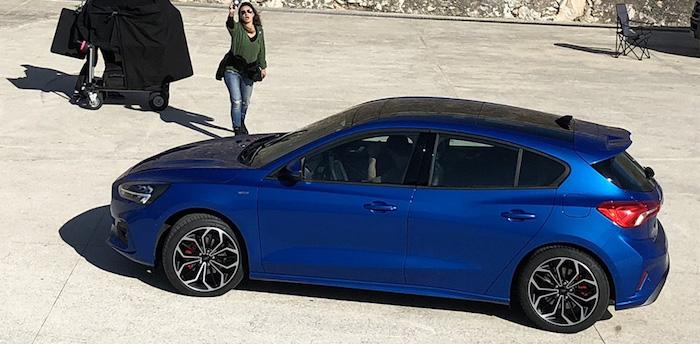 В Сеть выложили фото нового Ford Focus без камуфляжа