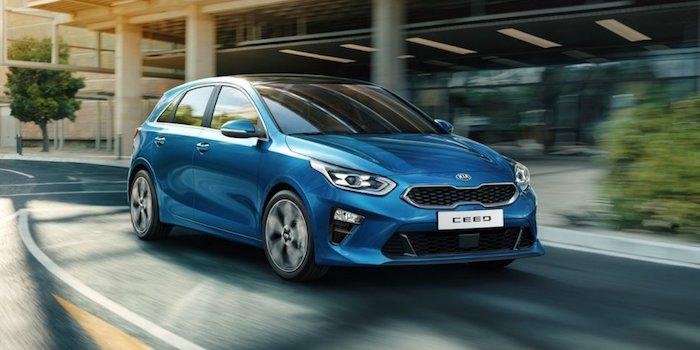 Новый Kia Ceed получит гибридную версию
