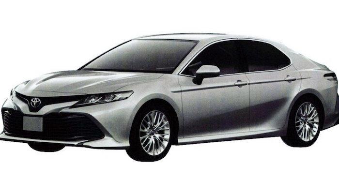 Подробности о новой Toyota Camry V70 для России